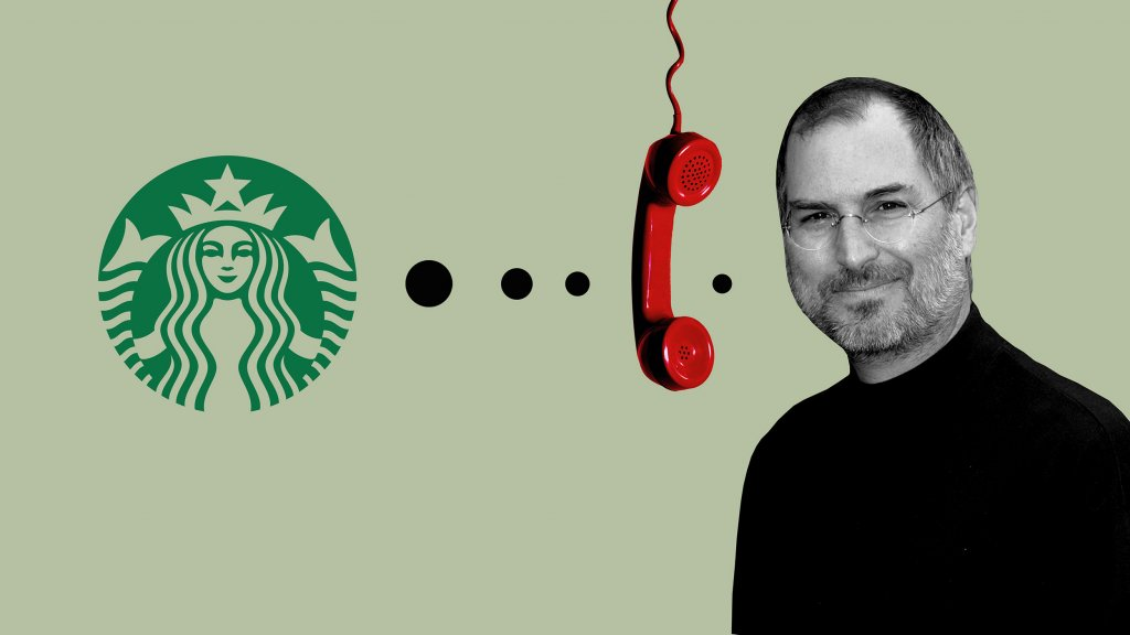 Steve Jobs Once Prank Called a Starbucks, and It's an Incredible Lesson in Emotional Intelligence