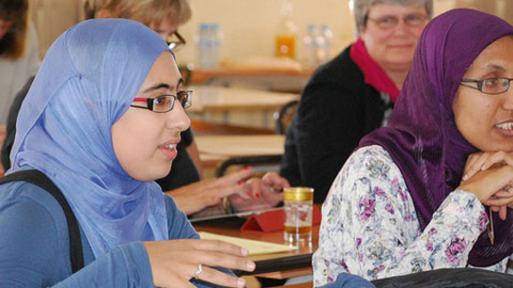 In 2011 the U.S. State Department launched TechWomen, an exchange program that brings female tech leaders from the Middle East and North Africa to the Silicon Valley. Next up is a program for teenage girls.