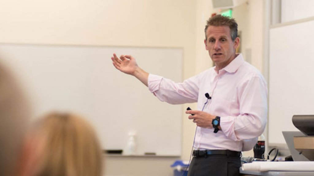 Nelson Repenning, MIT Sloan School of Management Distinguished Professor of System Dynamics and Organizational Studies