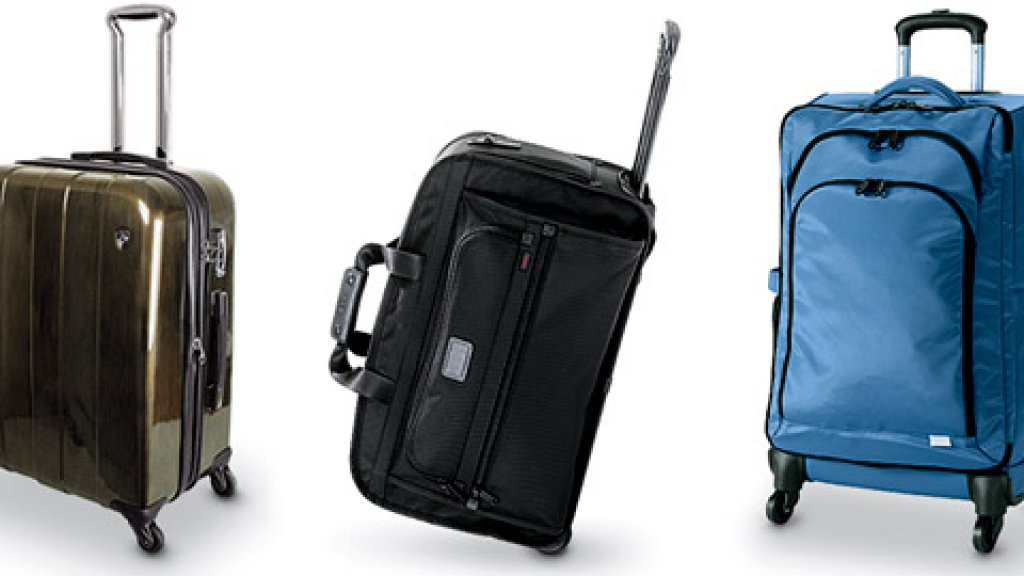 Great Bags for Traveling Light