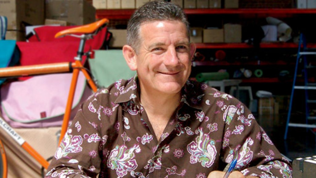 Things I Can't Live Without: Mark Dwight, Rickshaw Bagworks