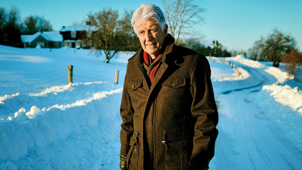 After 35 years of running a personal care business, Tom Chappell--on his Maine farm--has returned to his New England manufacturing roots.