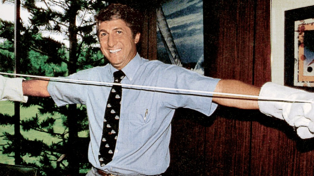 Bob Gore in 1982, with ePTFE, the basis of the waterproof fabric used in Gore-Tex outerwear.