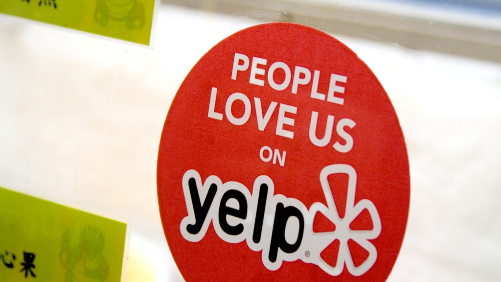 Yelp Beats Wall Street Forecasts for Third Quarter