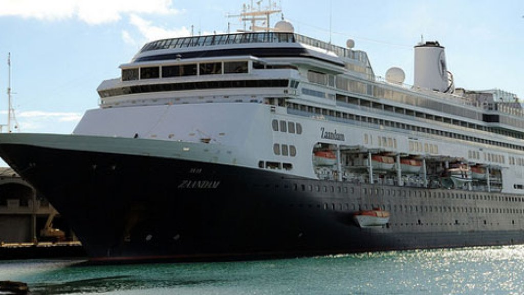 After a norovirus outbreak on Holland America's Zaandam, passengers got a gift certificate for a meal ... on a future cruise.
