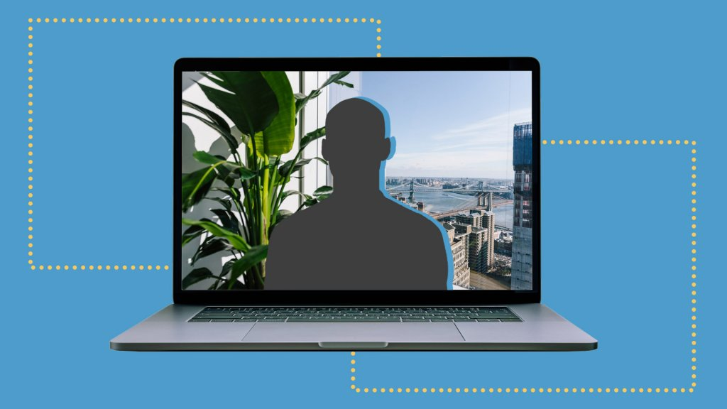 How to Make an Impression Using Custom Zoom Backgrounds