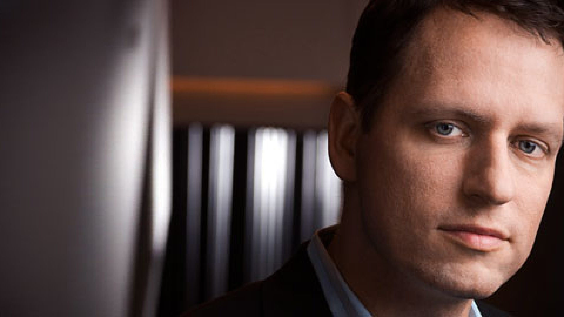 Thiel Defends Trump Endorsement, Says Others in Tech Are Secret Trump Supporters