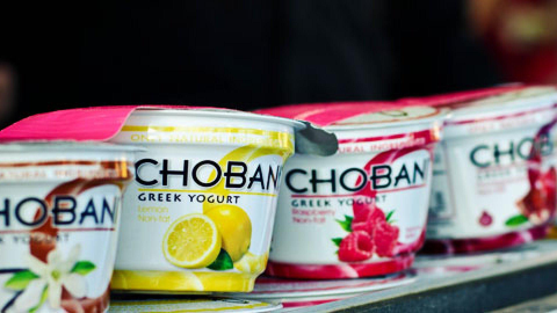 Big Bet on Greek Yogurt, Big Payoff