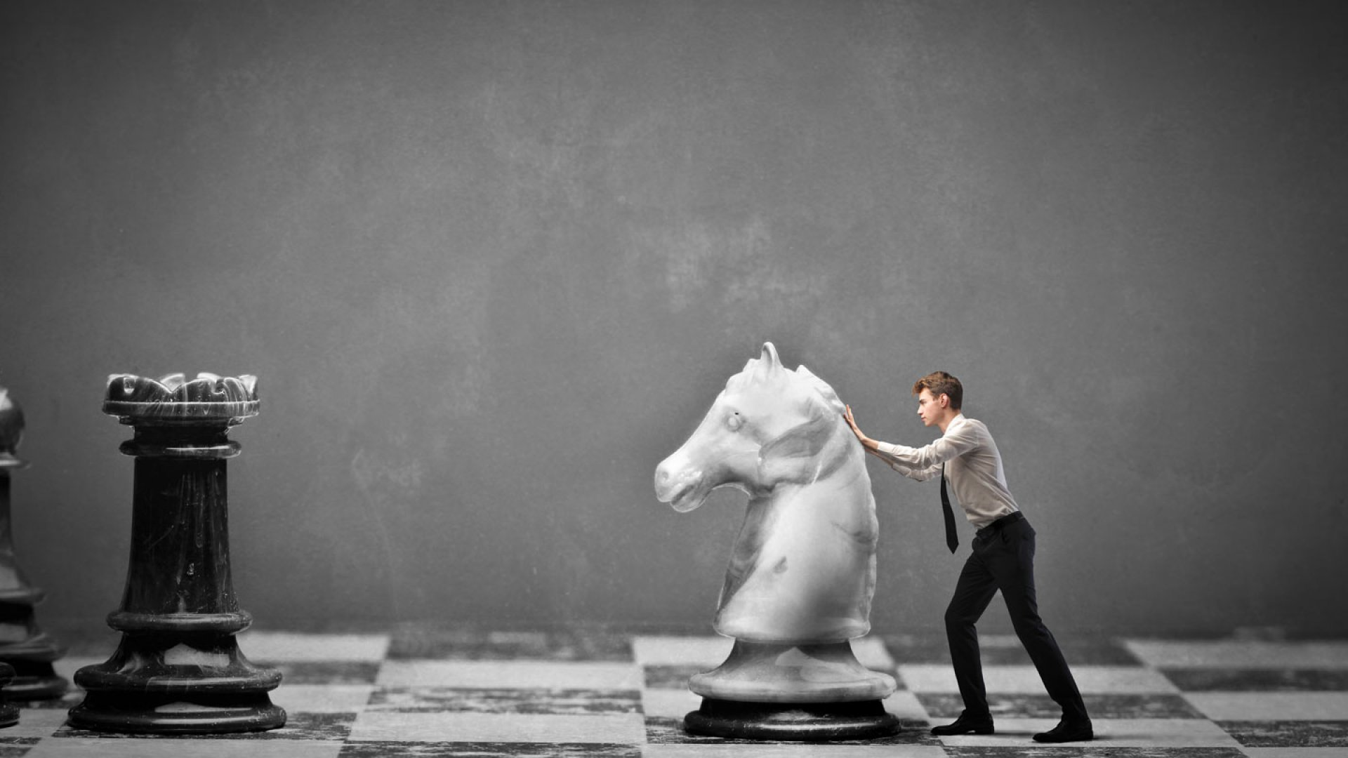 Why Strategy Matters Most