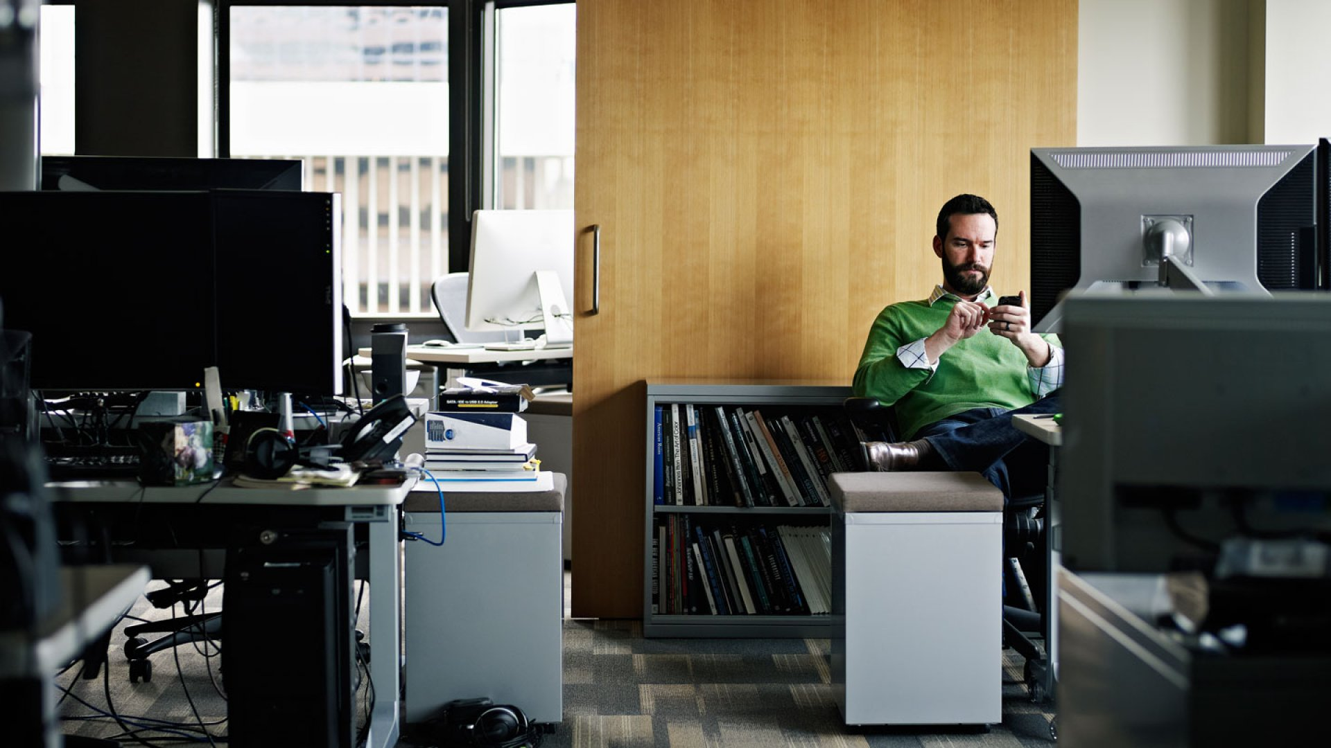 How to Lead Creative Geeks