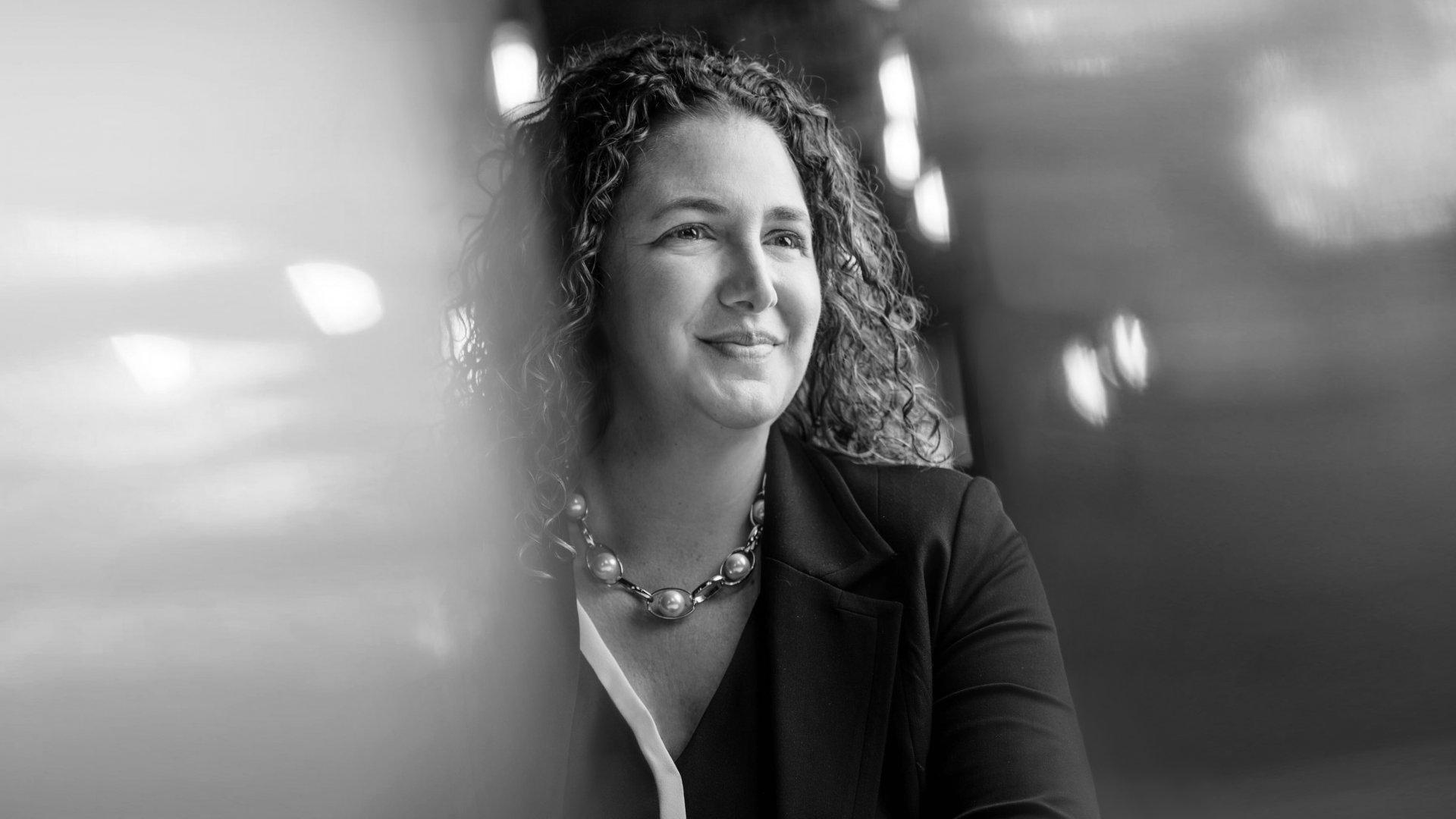 Media Bridge Advertising founder Tracy Call