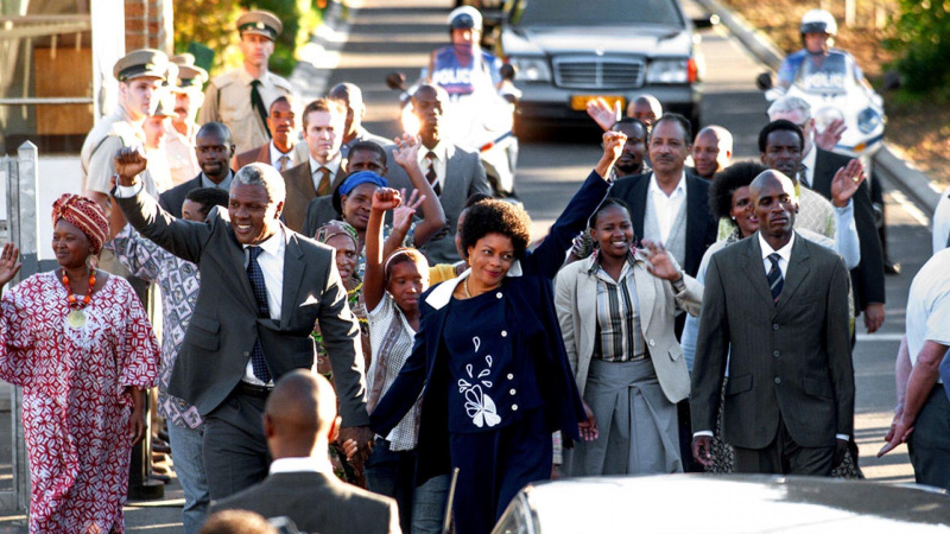 Leadership Lessons From Em Mandela Long Walk To Freedom Em Inc Com