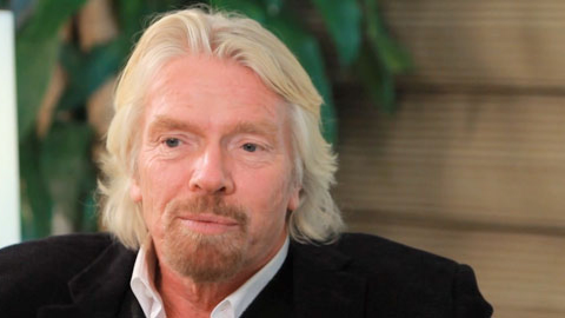 Richard Branson on Getting Started