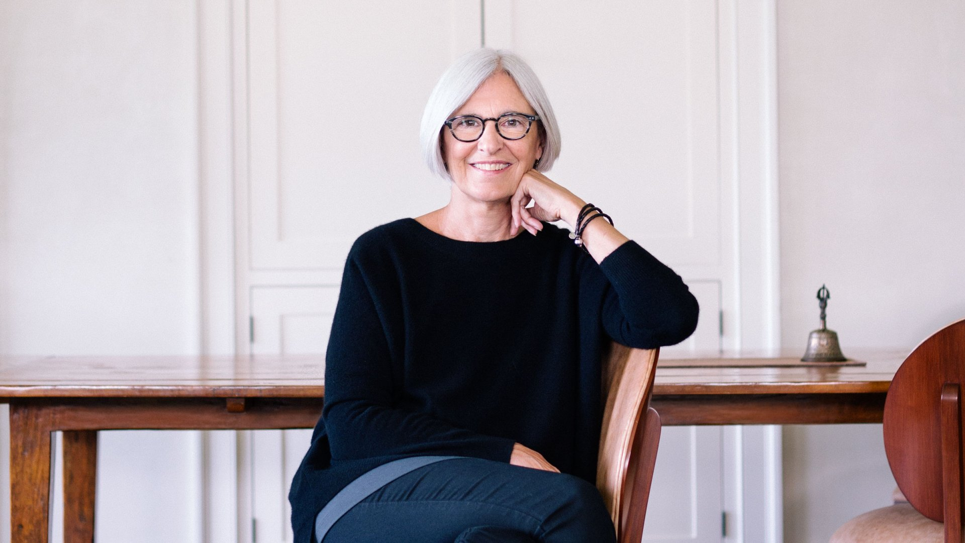 Eileen Fisher: How I Focus on What Really Matters