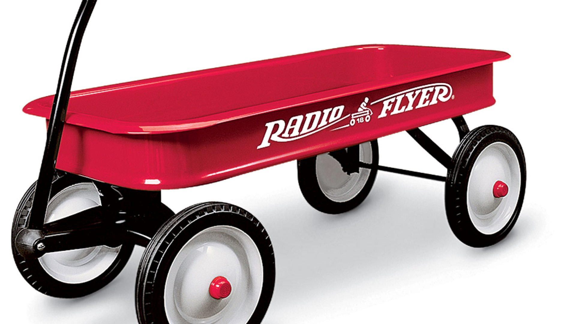 <b>The Classic:</b> Radio Flyer has sold millions of these steel wagons. It even trademarked the shape.