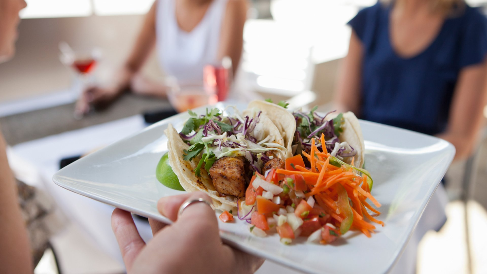 Secret to More Profitable Negotiations: Food