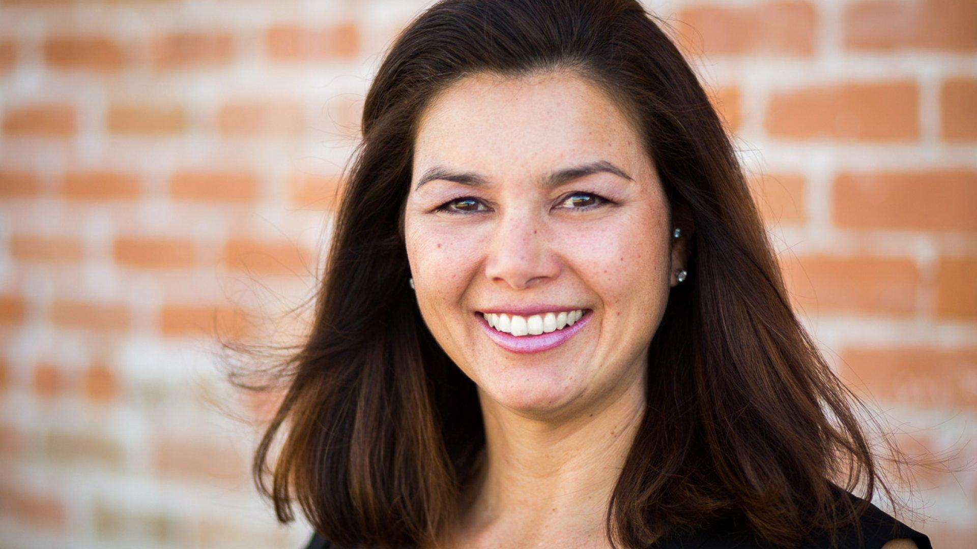 Heidi Jannenga, founder of WebPT.
