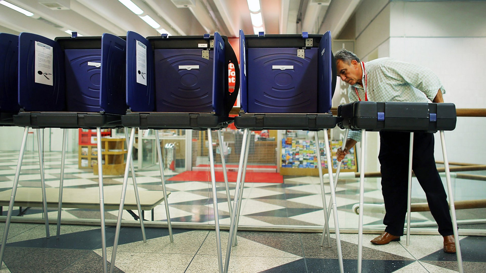 Give Your Employees Election Day Off. Here's Why