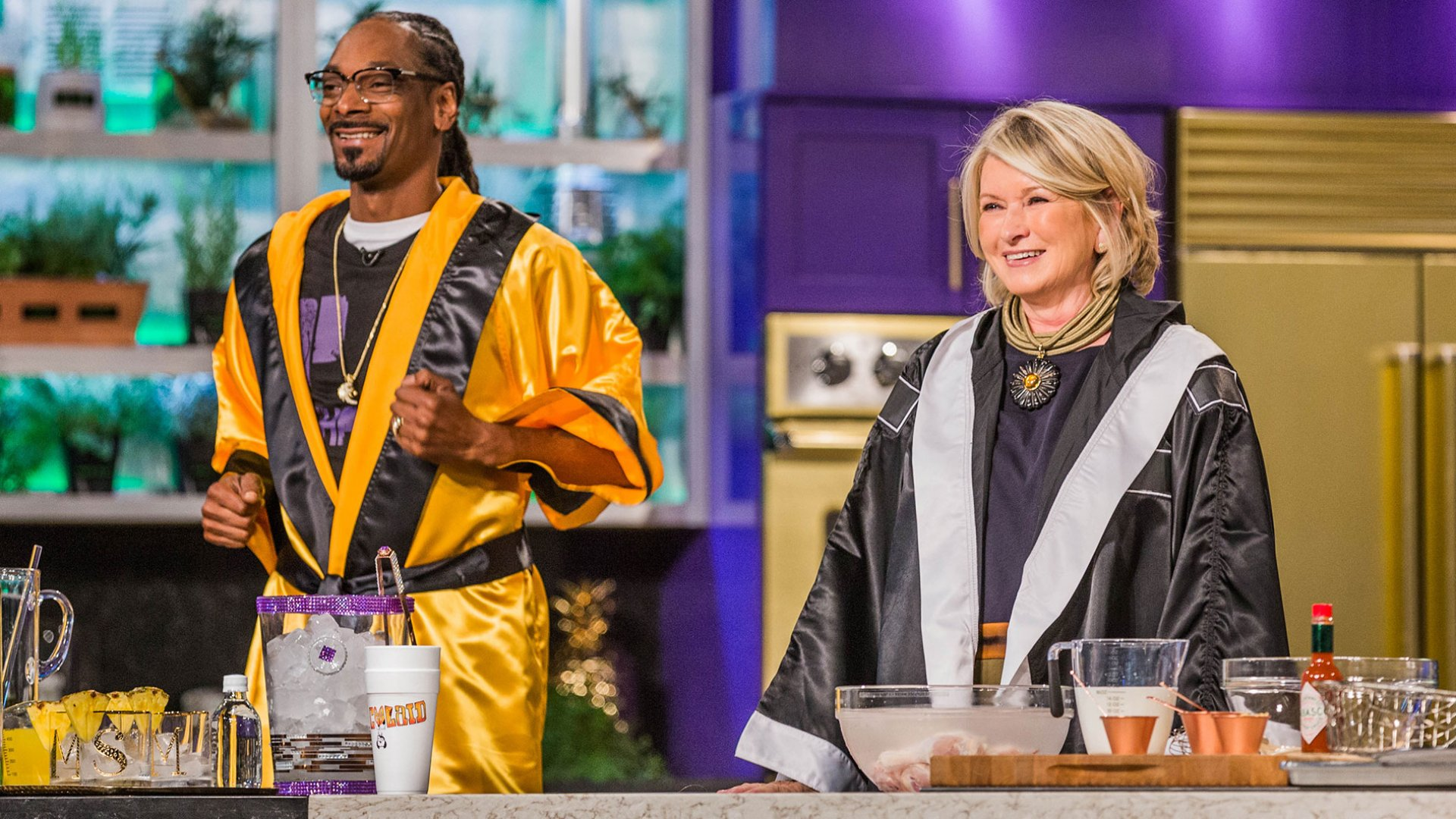 Meet the Entrepreneur Behind 'Martha and Snoop's Potluck Dinner Party'