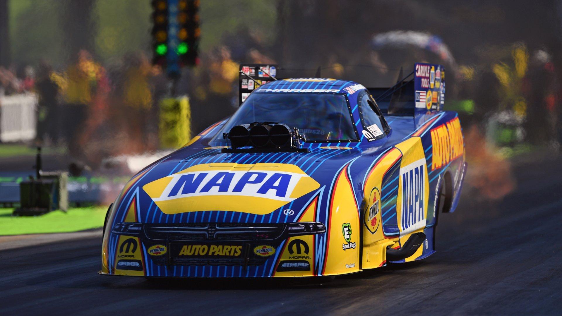 Ron Capps, NHRA Funny Car driver