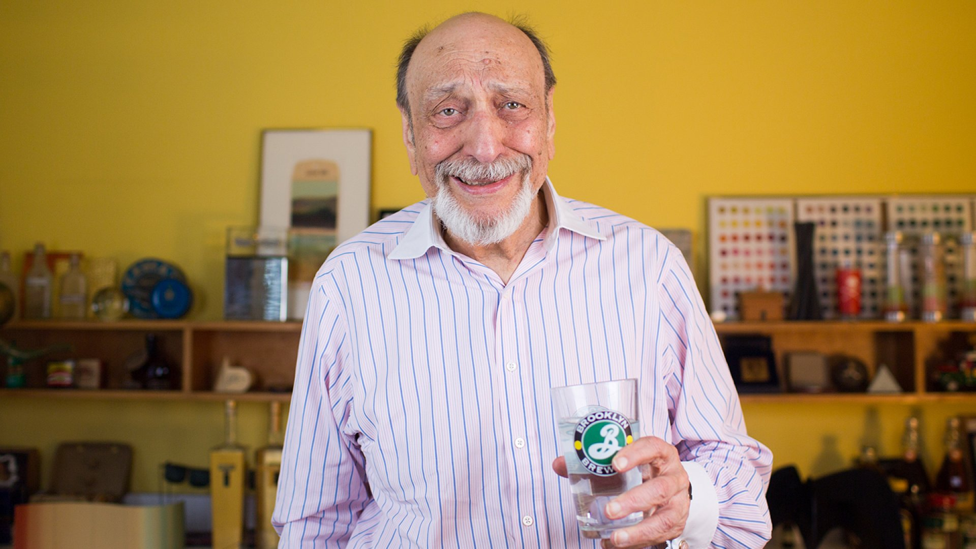 Graphic Designer Milton Glaser on What Everybody Gets Wrong About Design
