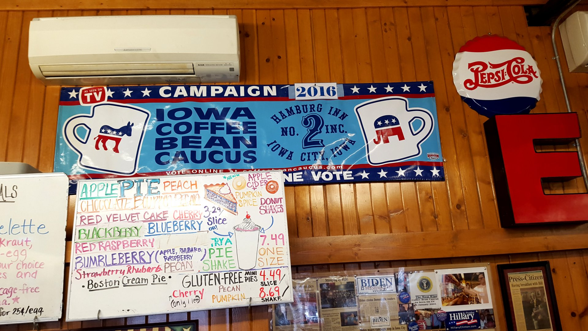 How These Business Owners Are Cashing In on the Iowa Caucuses