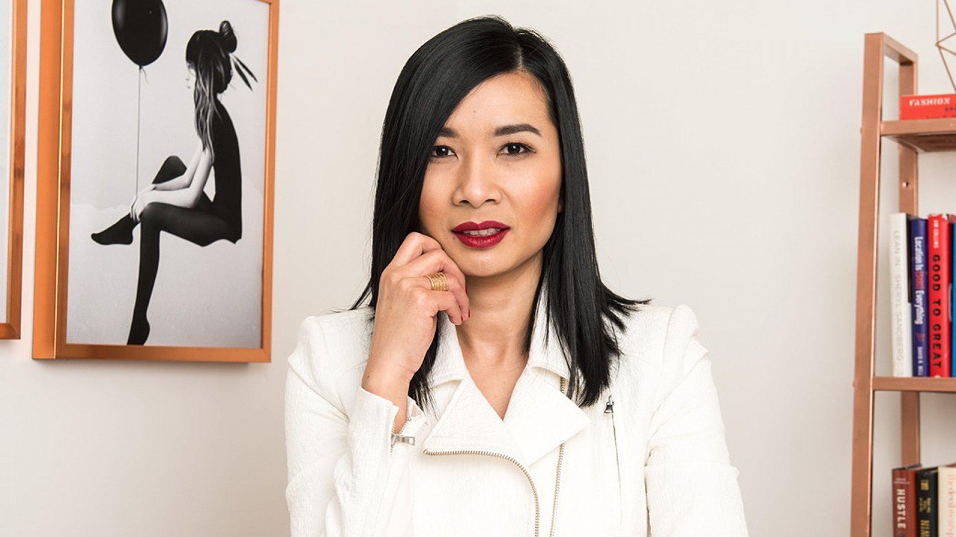 Monica Phromsavanh, CEO and founder of Modabox.