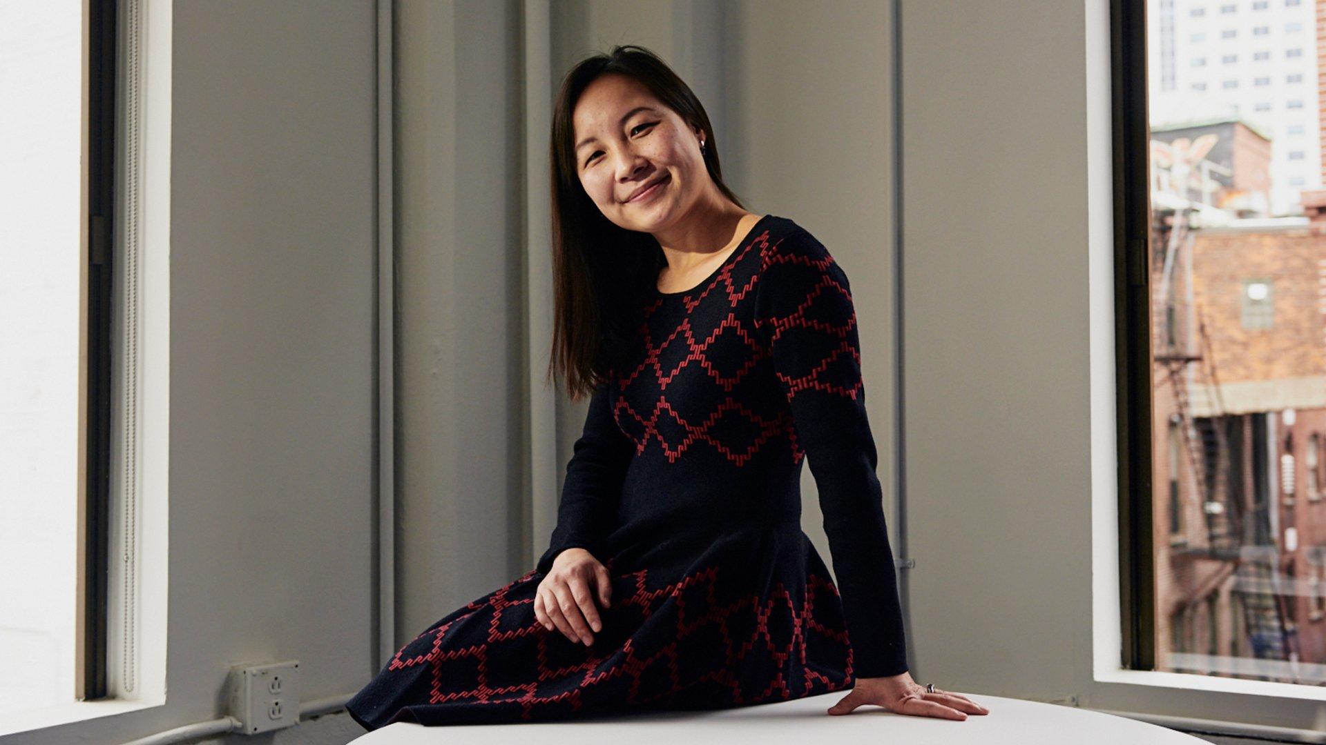 Lissy Hu, co-founder of CarePort Health.