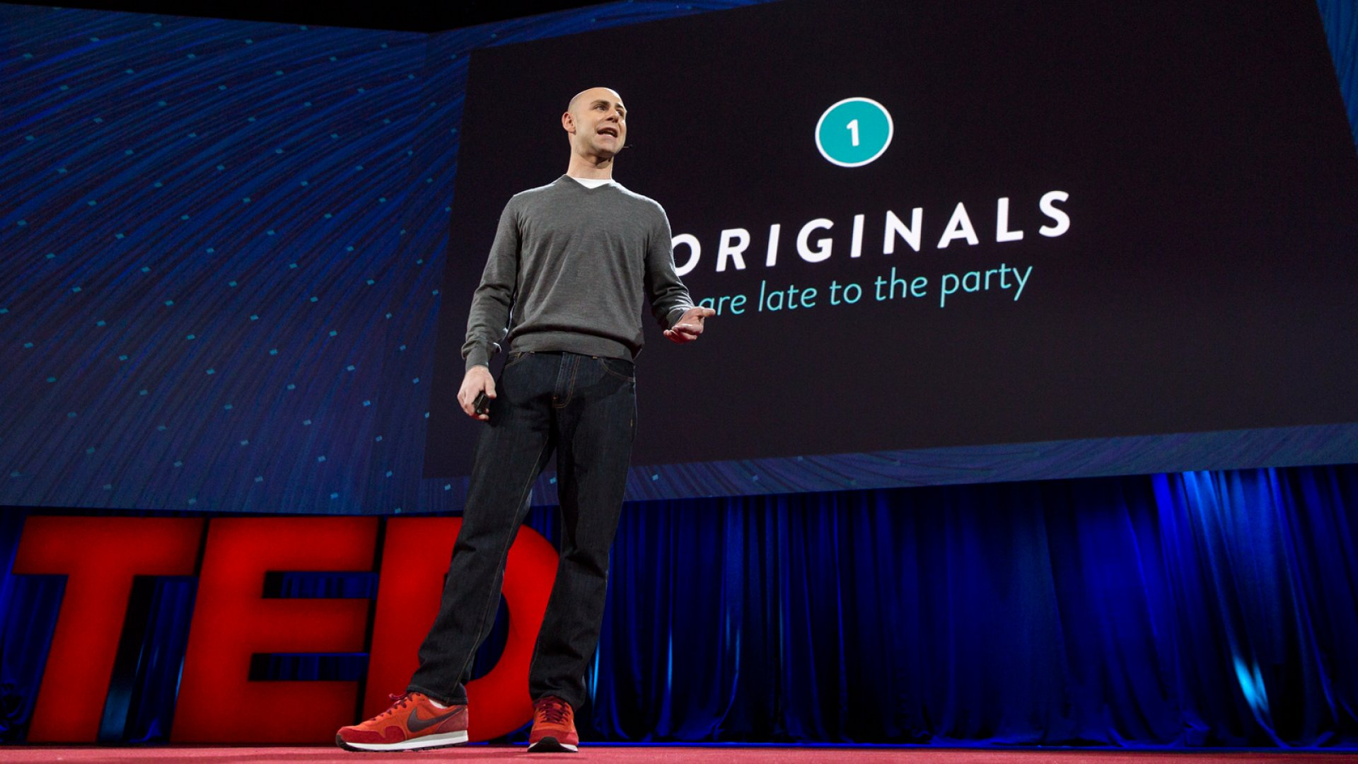 At TED, Wharton Professor Shares 3 Myths About Startup Success