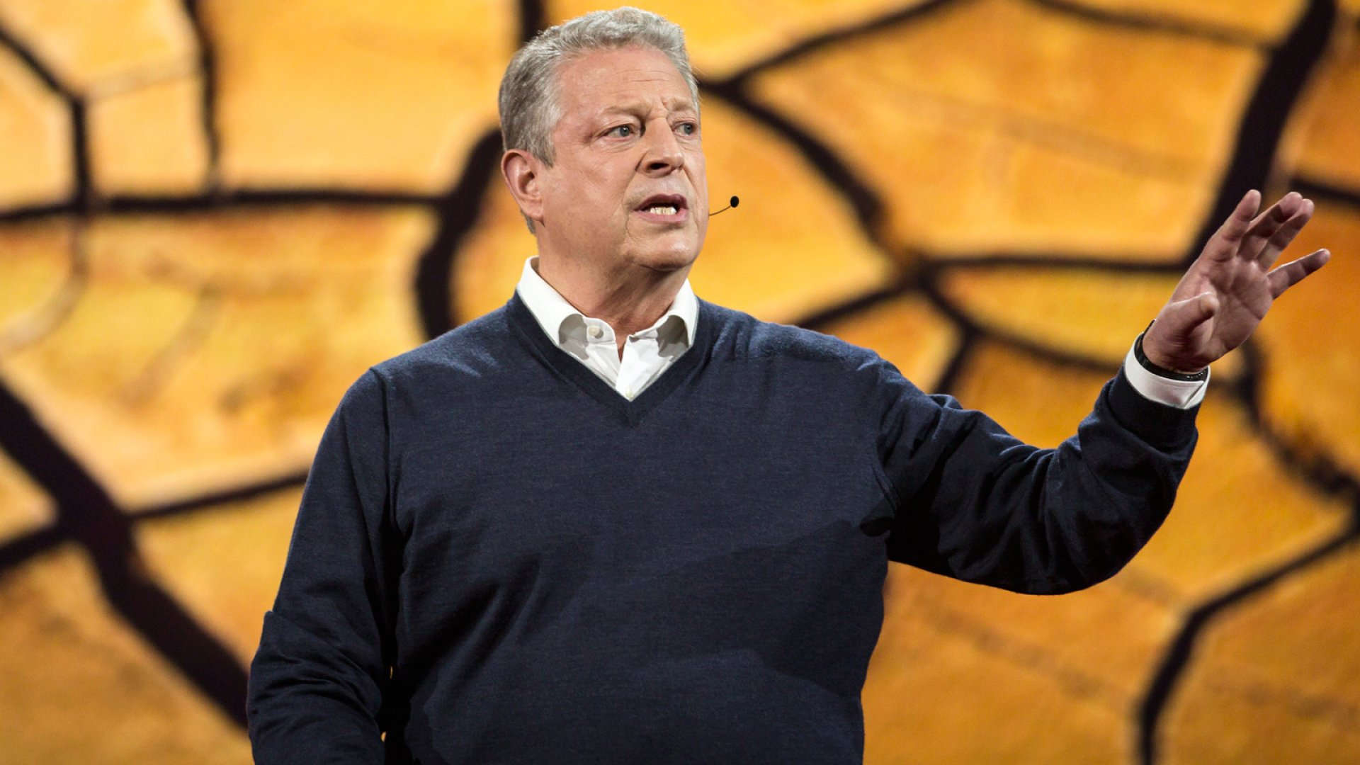At TED, Al Gore Shares 3 Secrets of the New Climate Crisis Economy