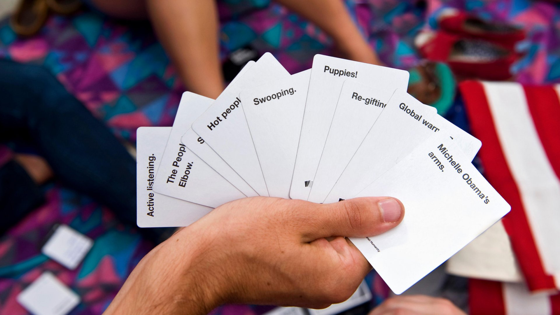 The Humans Behind Cards Against Humanity