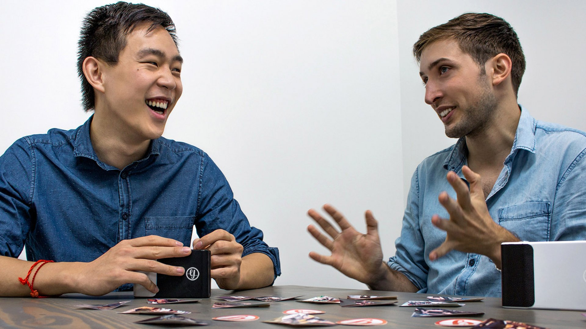 David Zhang and Clément Perrot.