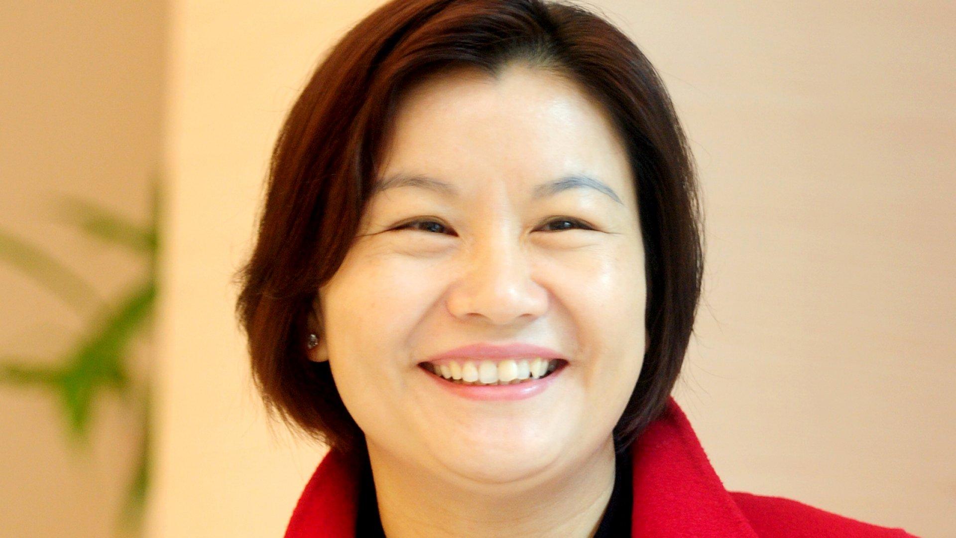 Zhou Qunfei, Chairwoman of Lens Technology