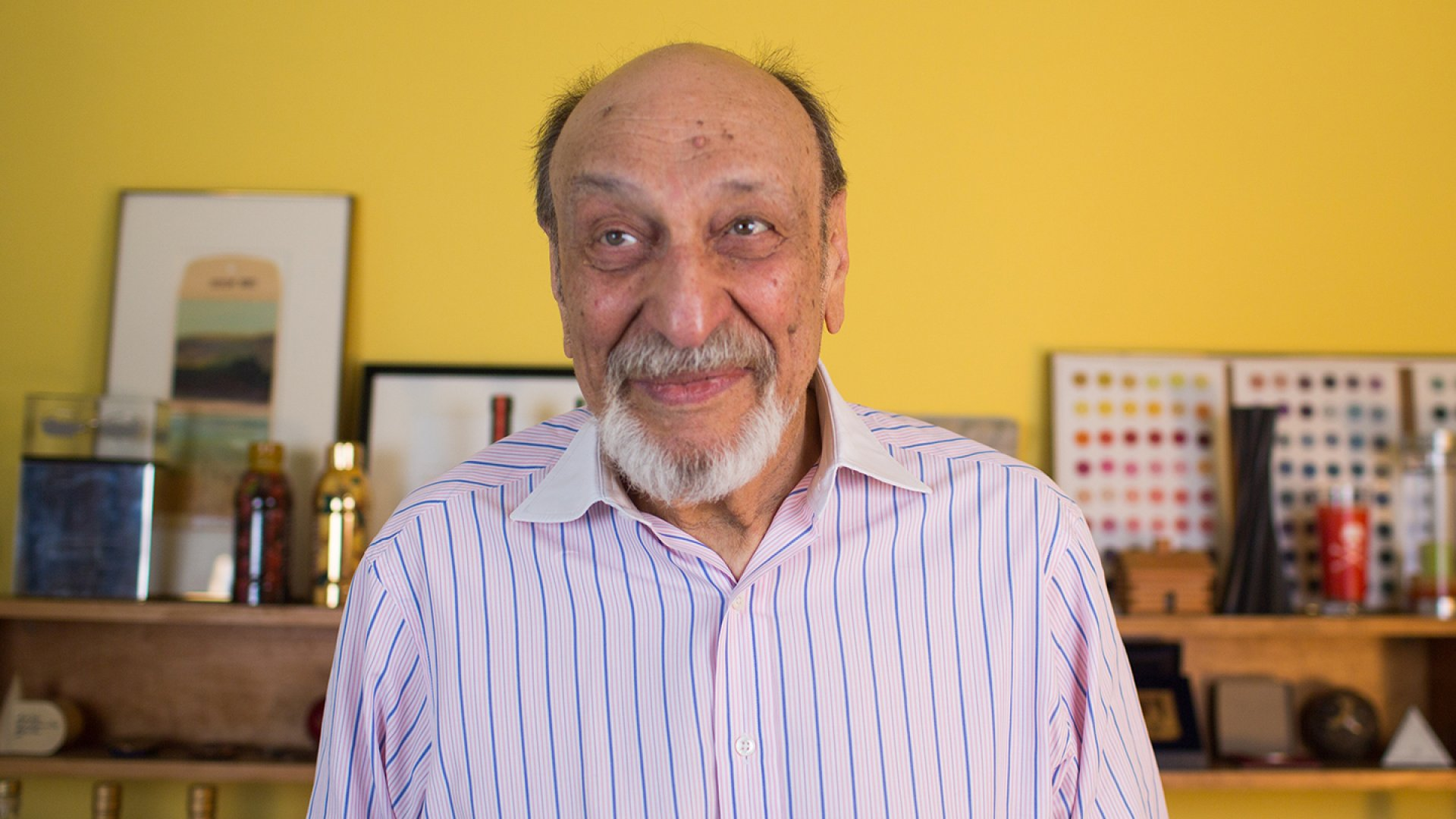 Milton Glaser on Why You Should Only Work With People You Like