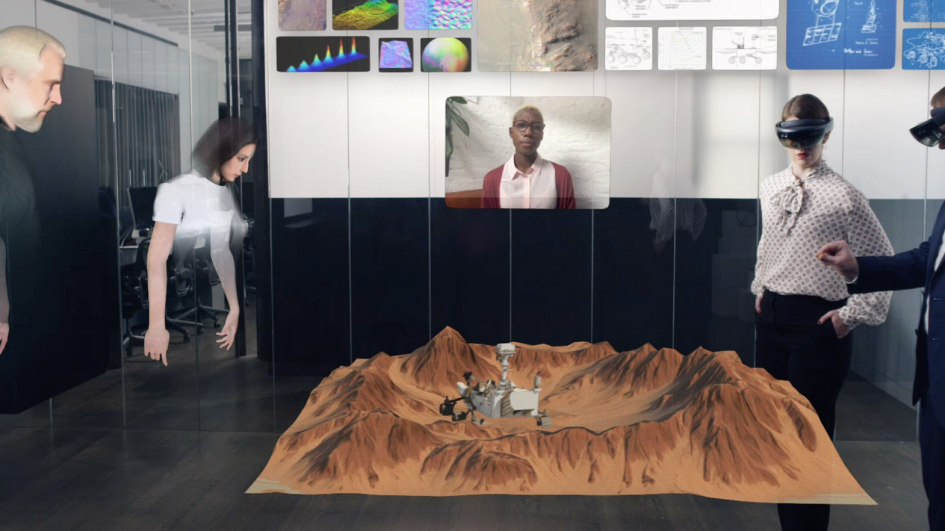 Conference Calls Are Terrible. This Startup Is Replacing Them With Holographic Meetings