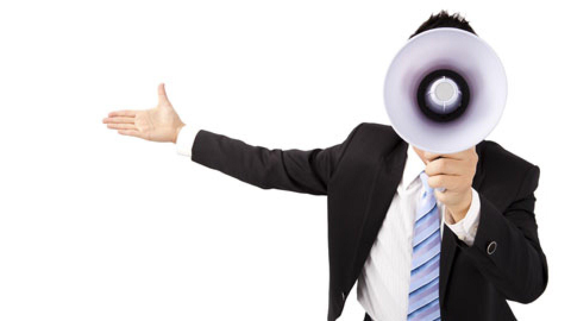 Encourage Employees to Speak Up