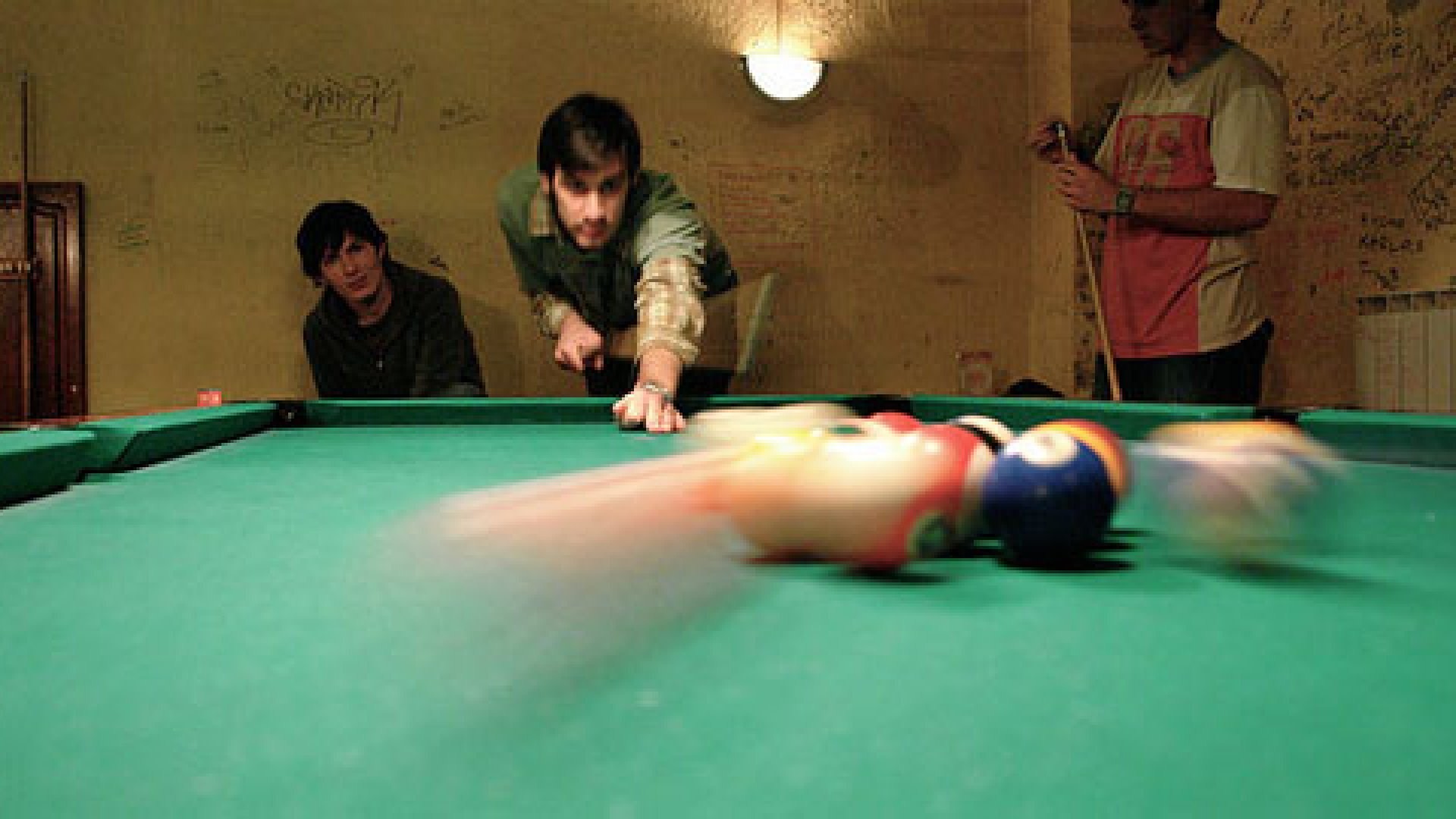 Eight Ball, Corner Pocket: Think 6 Steps Ahead of the Competition