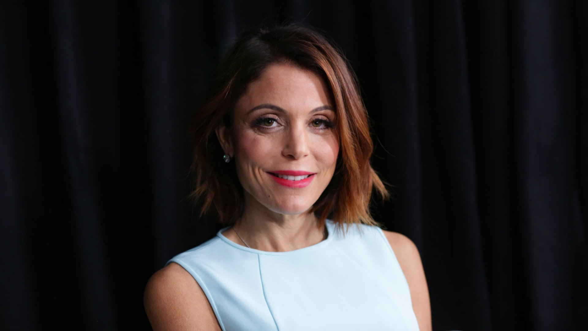 Bethenny Frankel on Why to Vote for Hillary Clinton--or Donald Trump