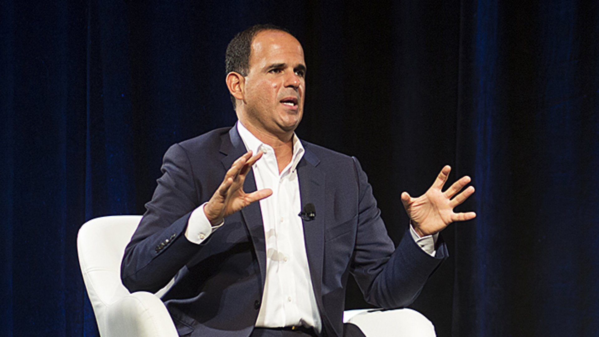 This Is Not the Marcus Lemonis You've Seen on 'The Profit'