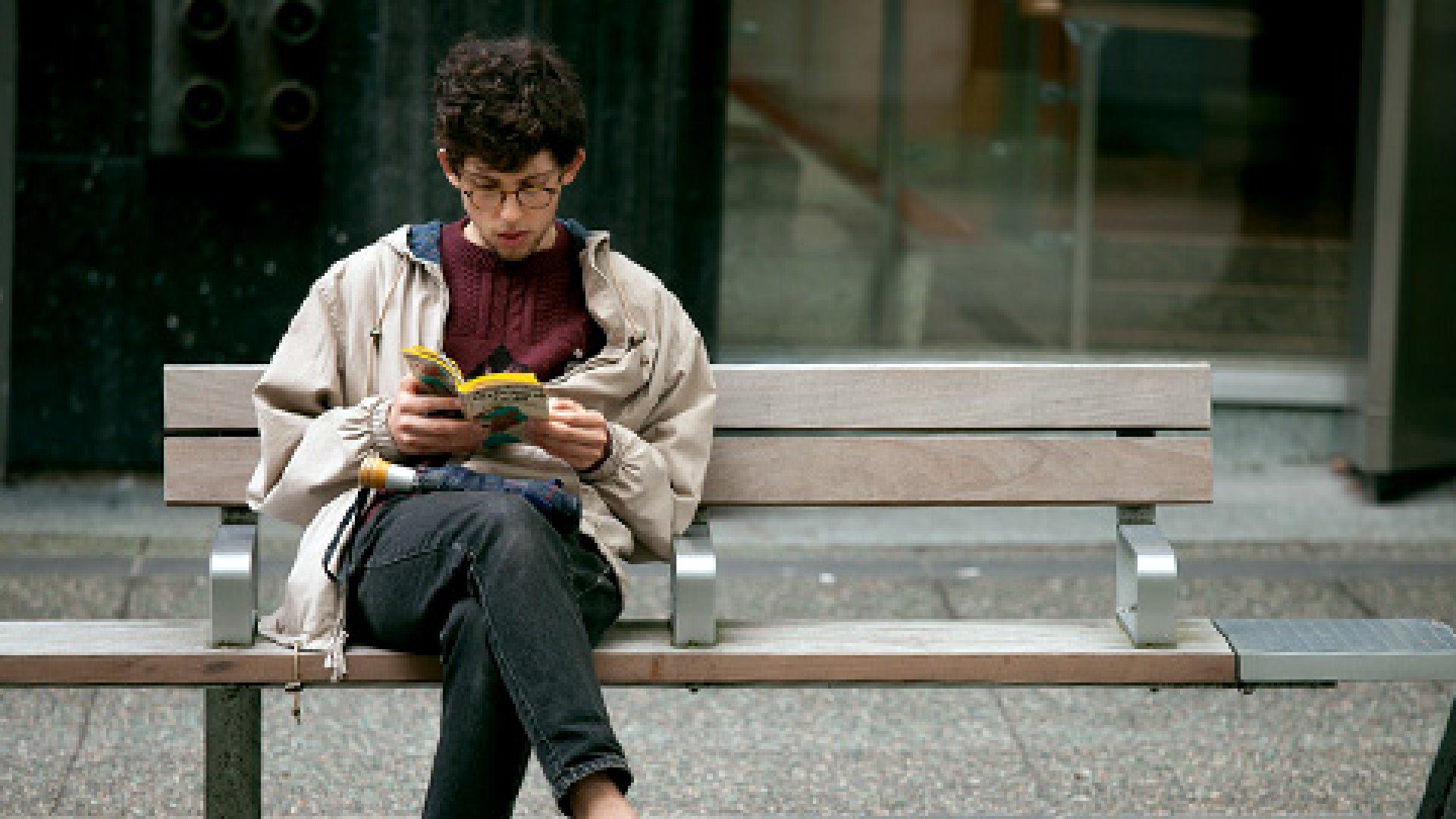 6 Books for the Well-Rounded Entrepreneur