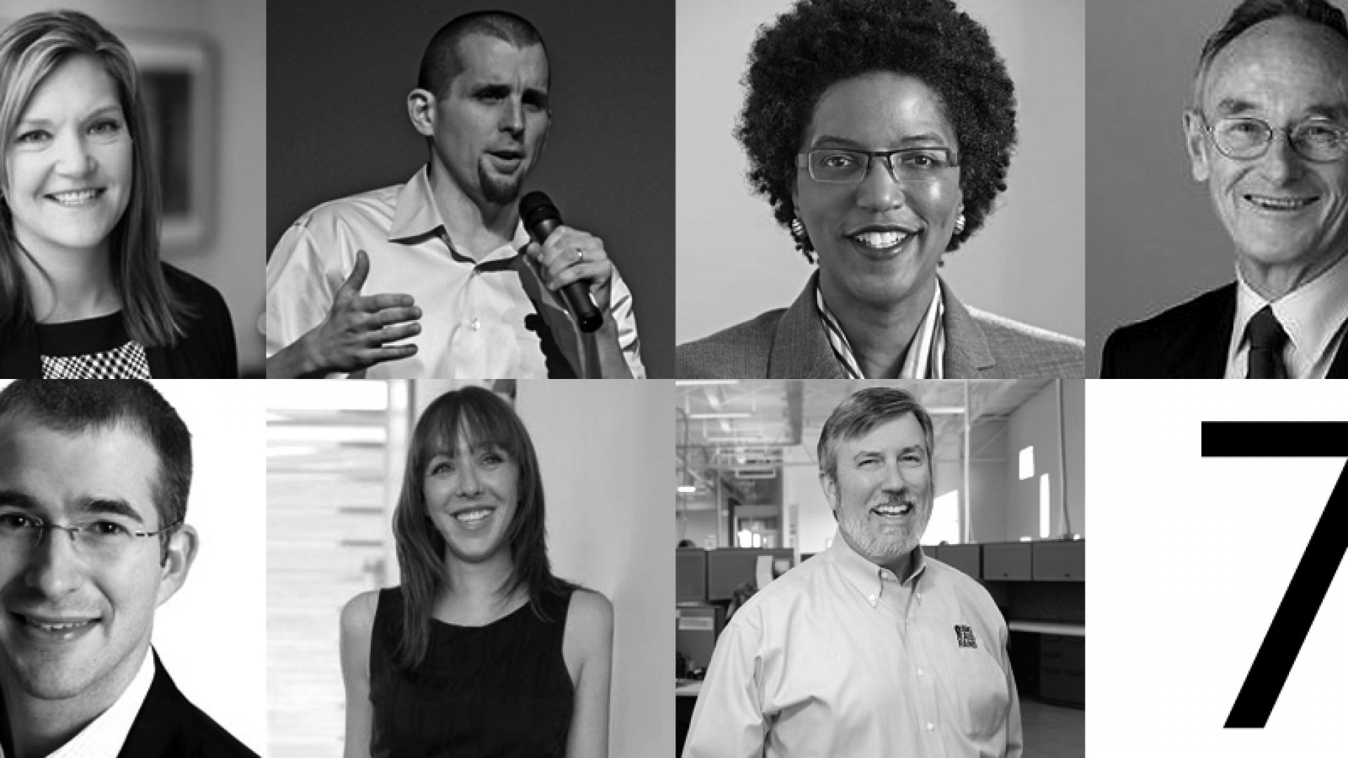 7 Breakthrough Business Thinkers to Watch
