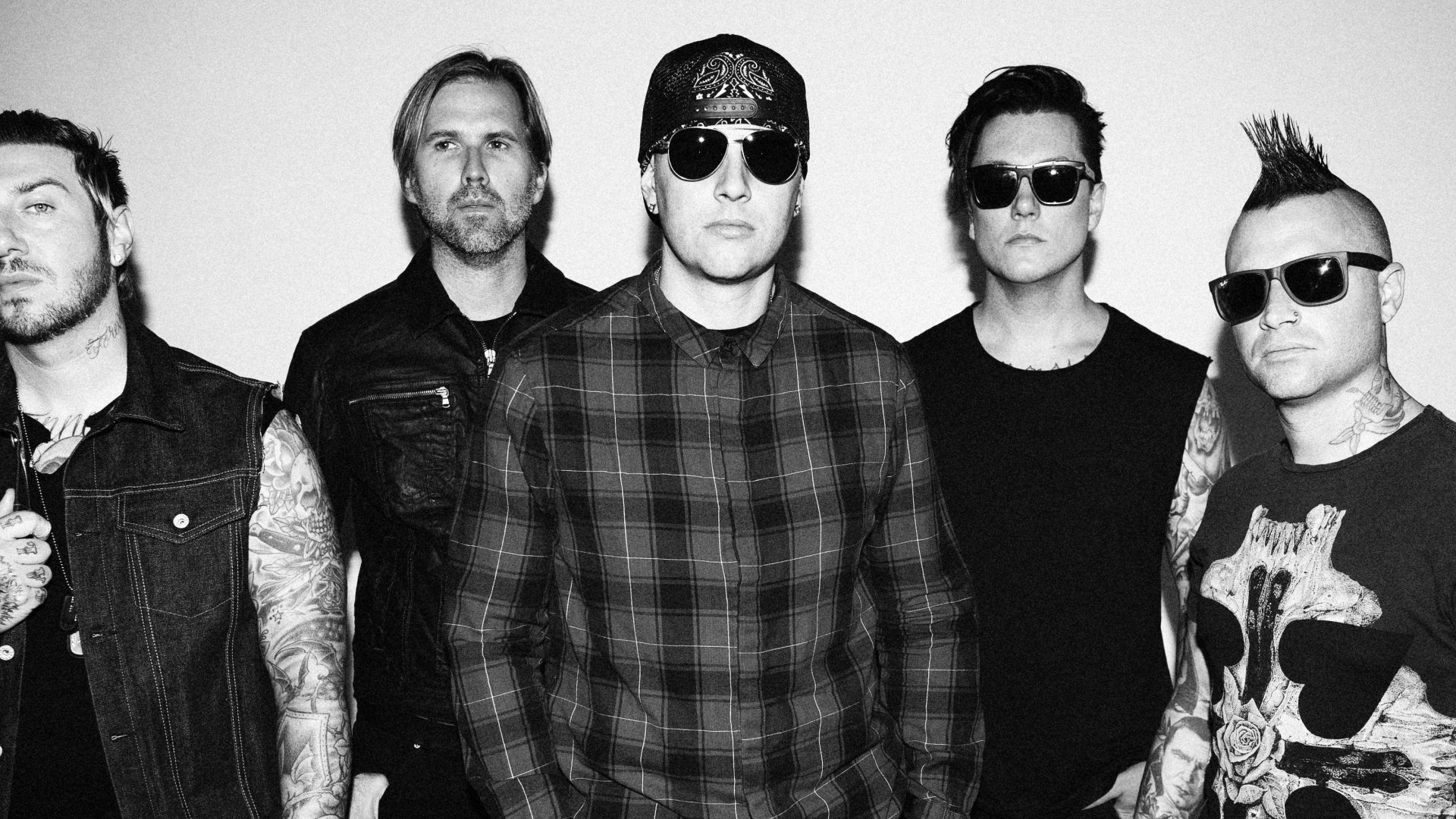 Music Business (Not) As Usual: an Exclusive Interview With M. Shadows of Avenged Sevenfold