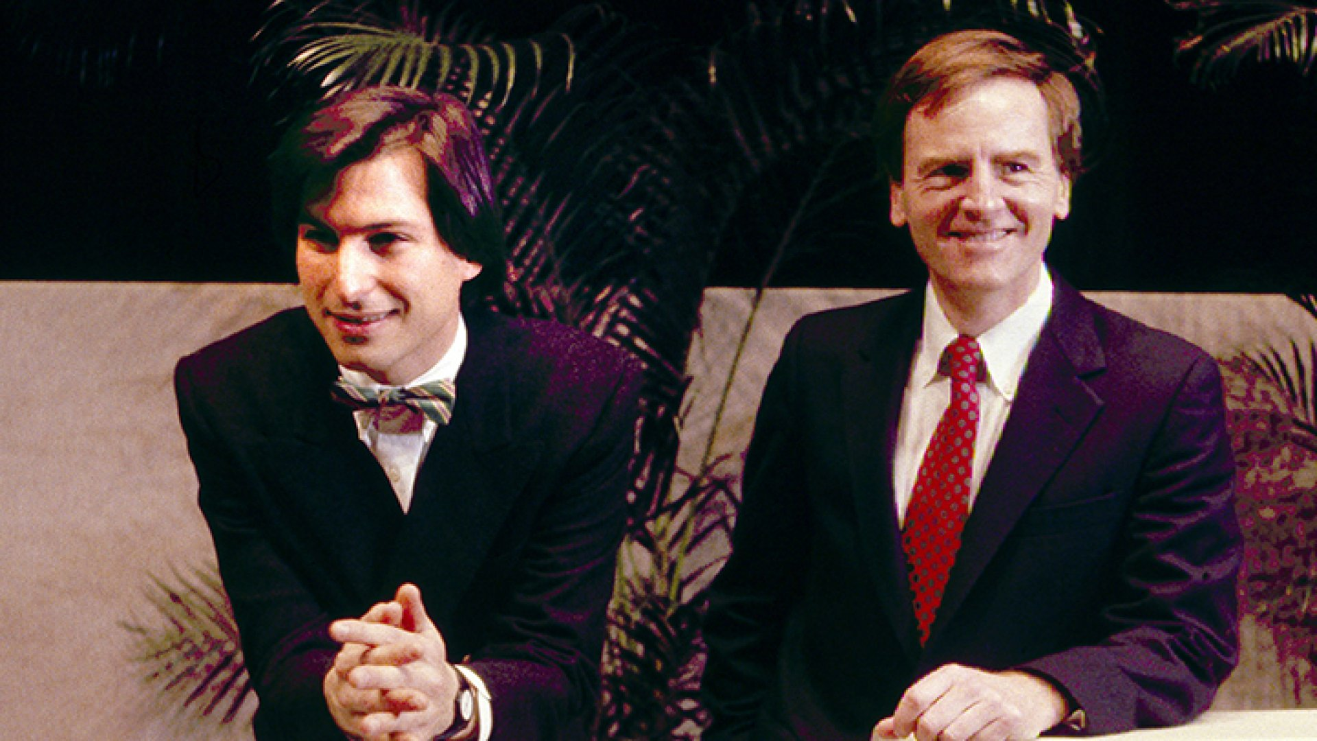 Ex-Apple CEO John Sculley on Steve Jobs: 'We Were Meant to Be a Team'