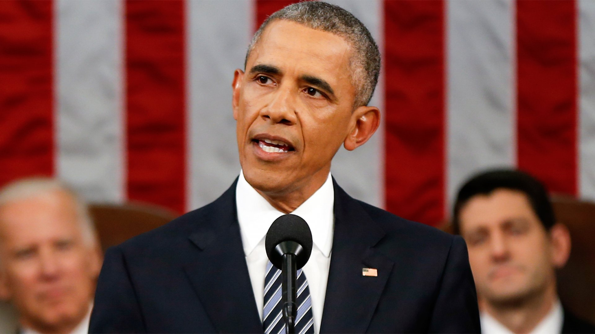 In His Final State of the Union Address, Obama Beats the Drum forAmerican Small Business