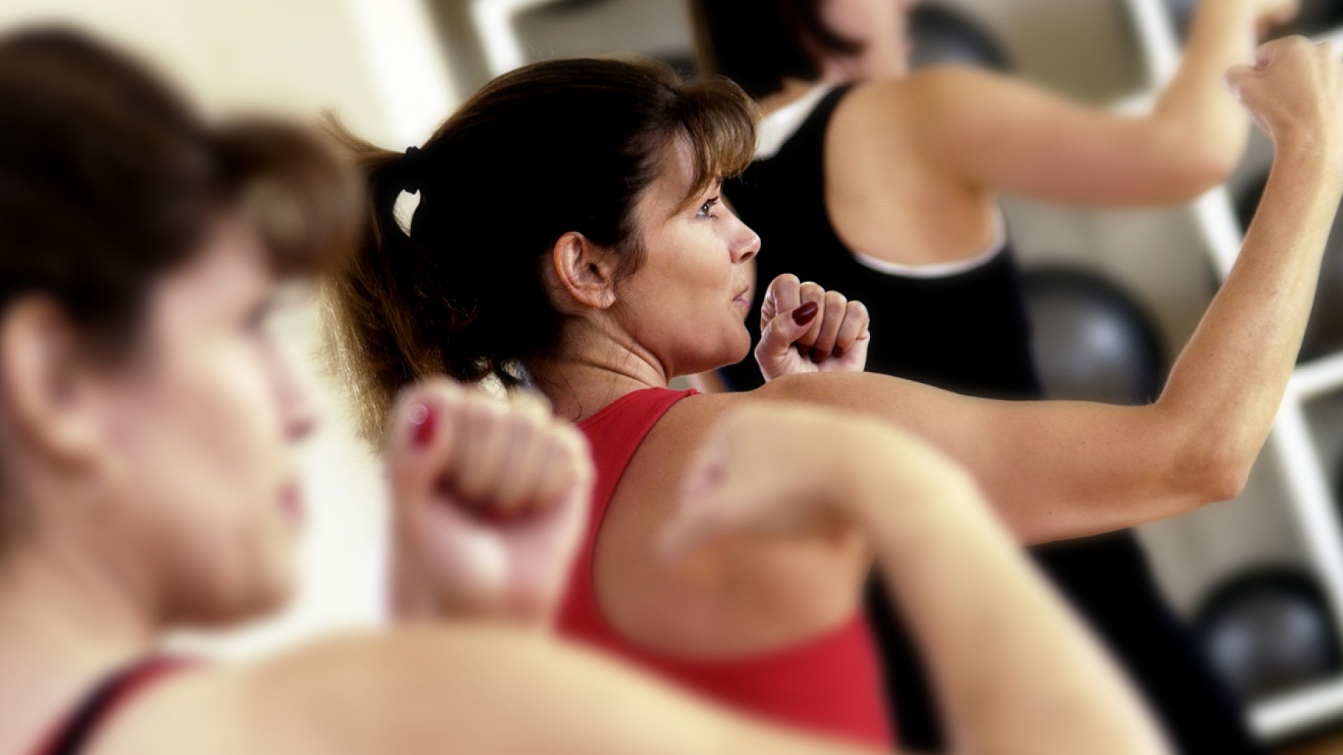 An Easier Way to Book Fitness Classes