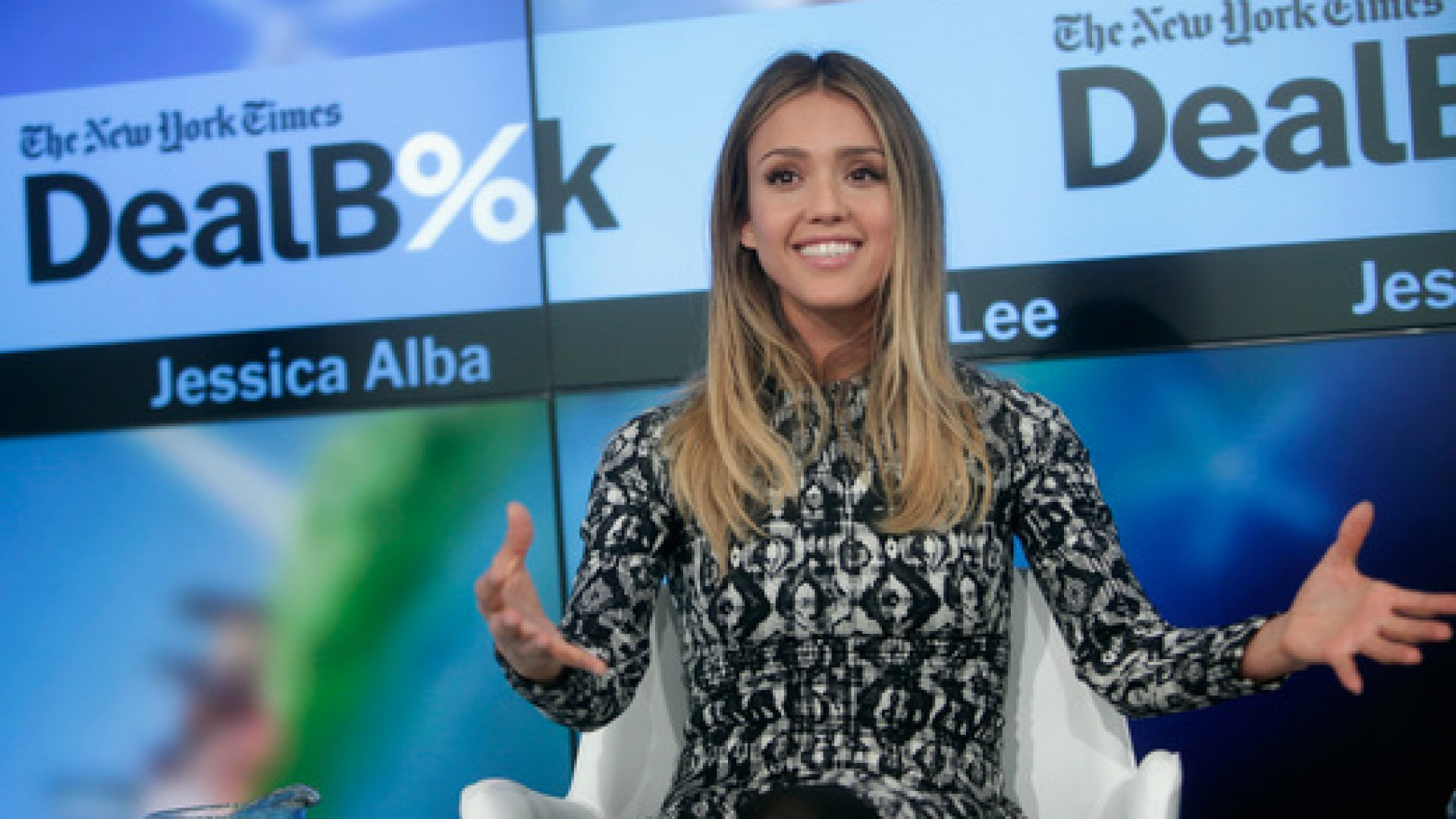 How Jessica Alba Pivoted From Celebrity to Entrepreneur