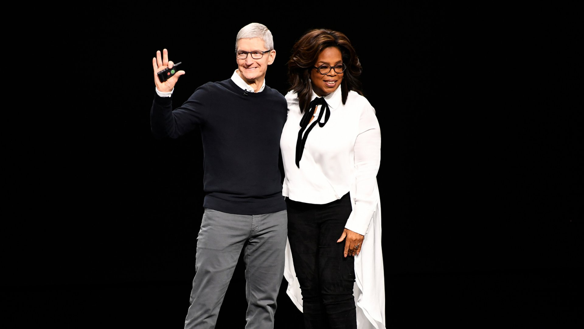 Apple's BigPresentation Was Surprising--and Taught 1 Crucial Lesson for Every Entrepreneur