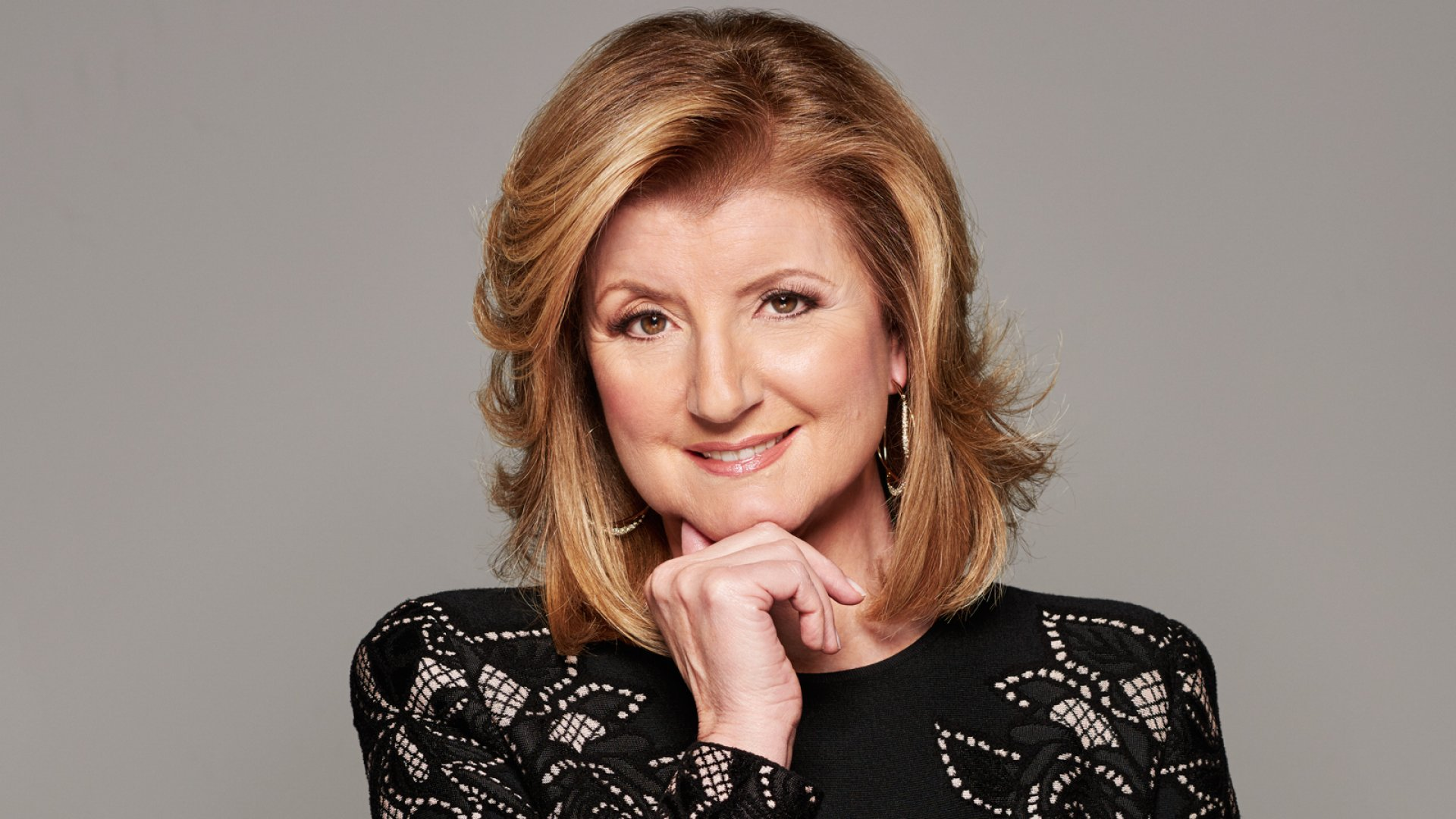 Arianna Huffington Says This Is the No. 1 Productivity Mistake