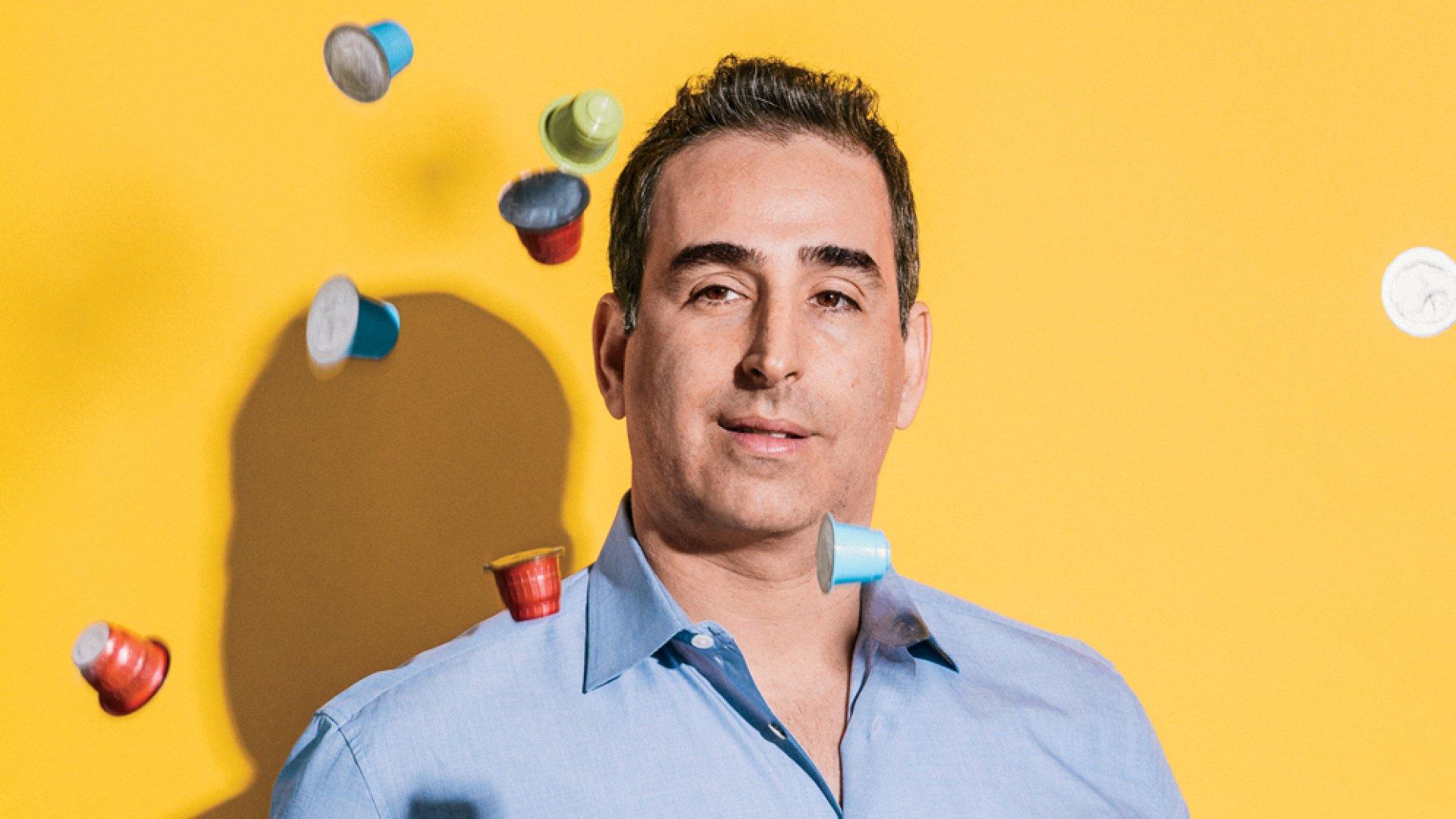 Single Serve Beverage Distribution founder Shlomo Birnbaum.