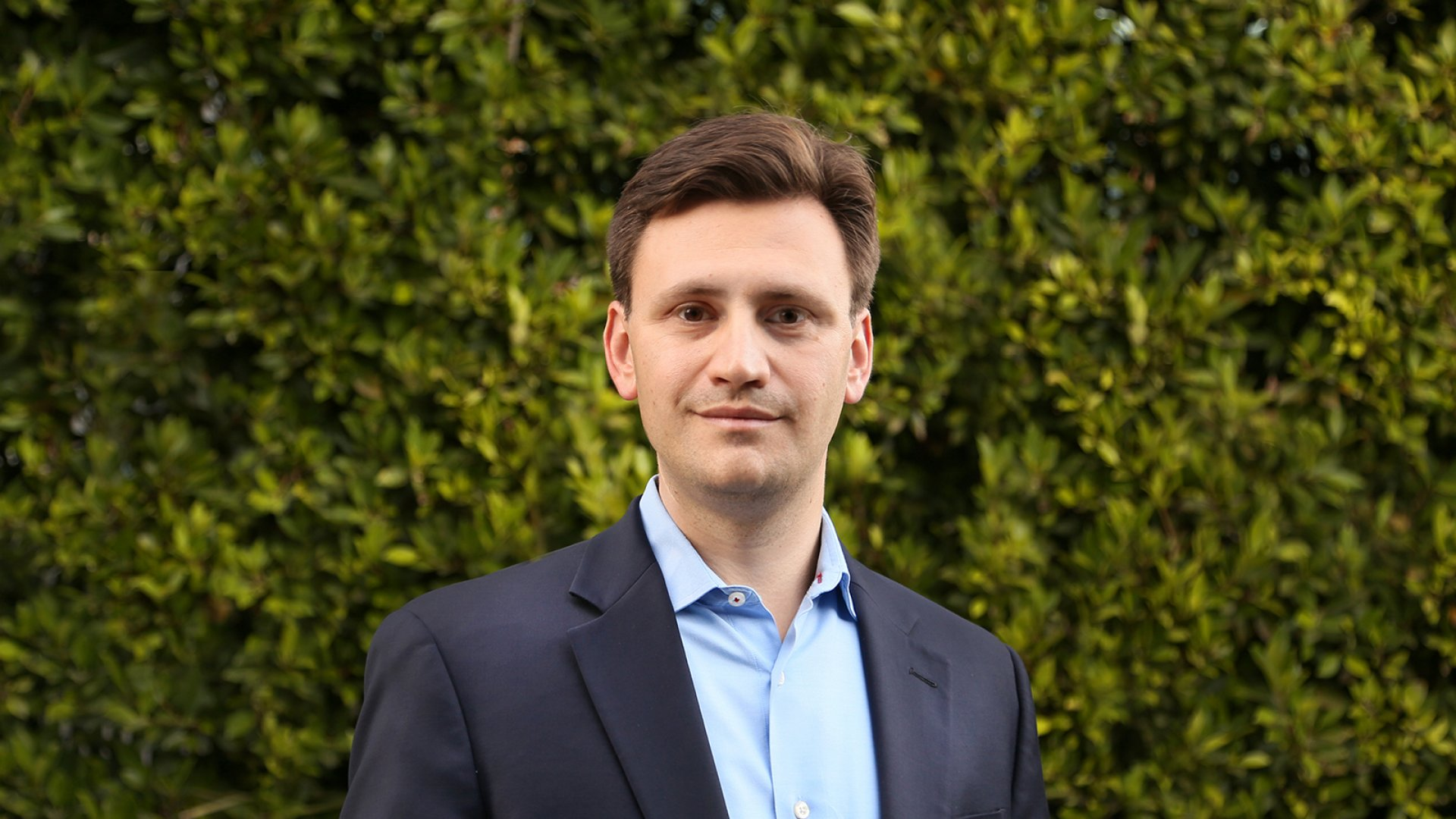Andrei Cherny, the co-founder and chief executive of Aspiration.